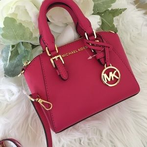 Michael Kors mini Ciara Xbody shoulder bag